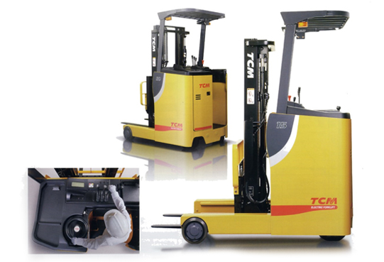 TCM Reach Truck Supplier Central Group