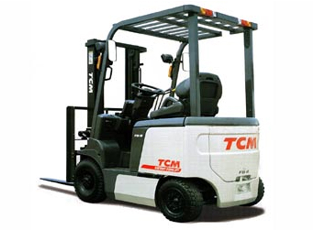 TCM electric forklift Wellington
