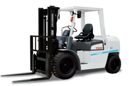 TCM forklift dealers Auckland Wellington