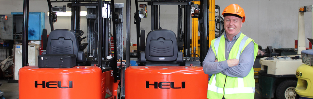 Forklift Operator Certification \'New\'  - Register Today