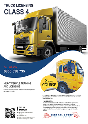 Trucks-Licensing-class-4-training