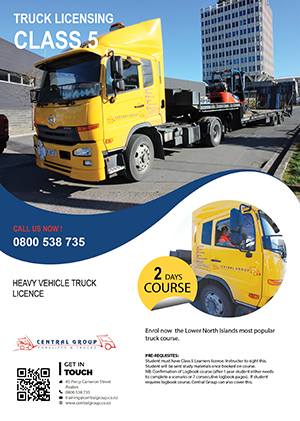 Trucks-Licensing-class-5-Training