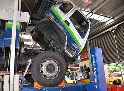 Diesel and truck servicing Porirua, Kapiti, Wellington
