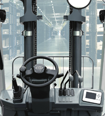 Heli lithium forklifts