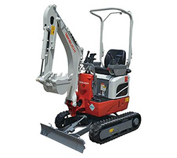 1-TB210R-Compact excavators
