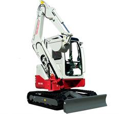 Mini Compact Excavators 10-TB138FR