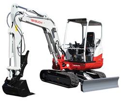 Mini Compact Excavators 11-TB240