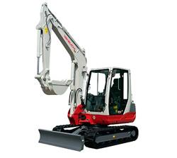Mini Compact Excavators 12-TB250