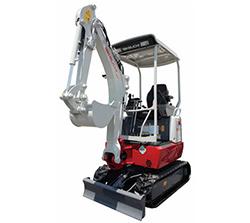 2-TB215R-Compact excavators