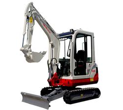 Compact Excavators-4-TB219