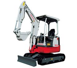 Mini Compact excavators 5-TB23R