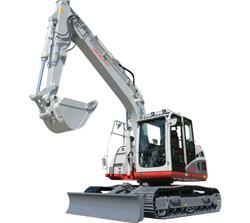 Compact Excavators TB2150R-5ton