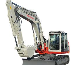 Compact Excavators-TB2150-5ton