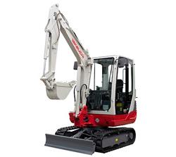 Mini Compact Excavators 7-TB228