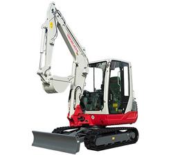 Mini Compact excavators 9-TB235