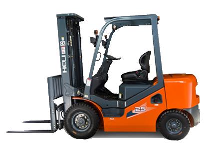 cpqd25 Heli Forklift