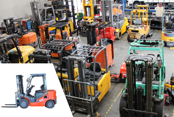 Forklift Maintenance Repair services