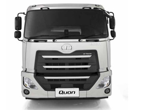 4-UD truck quon CW-25360