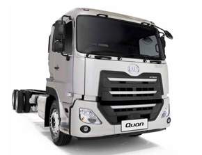5-UD truck quon Cd-25360