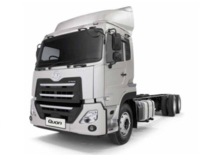 UD truck quon cd25390