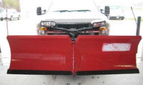 Boss Snow Plow