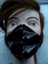 Merino & Cotton Face Mask
