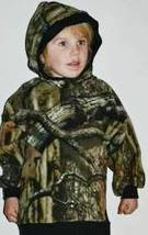 Camouflage Hoody for Kids