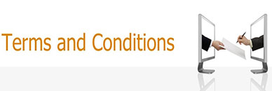 Terms and Conditions Header
