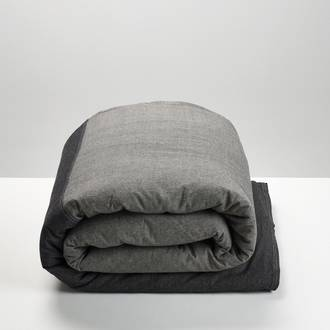 Black Denim Duvet