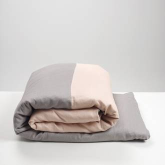 Blush & Smoke Duvet