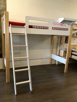 Devon HPL PLY  Loft Bed