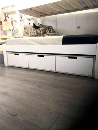 Devon HPL PLY Under Bed & Bunk Drawers