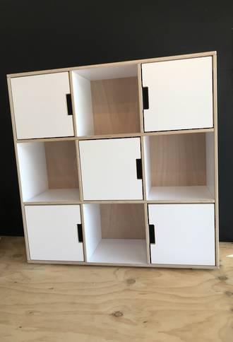 Devon 3x3 Cupboard