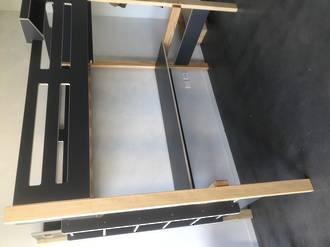 EE Devon HPL PLY  Loft Bed
