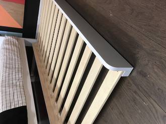 Trendy Pine Pull Out Bed