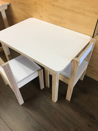Urban Kids Table & Chairs Set
