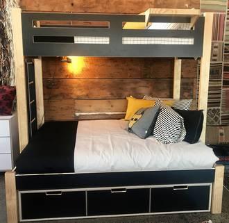 Devon Trio Bunk Bed