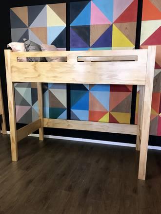 Kasa Pine Ply Loft Bed