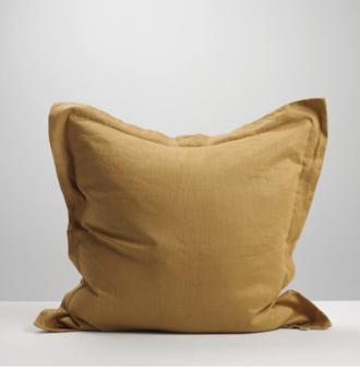 Cinnamon European Pillowcase