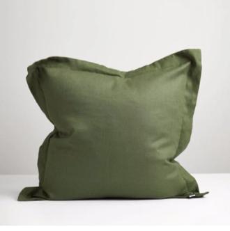 Forest Green European Pillowcase