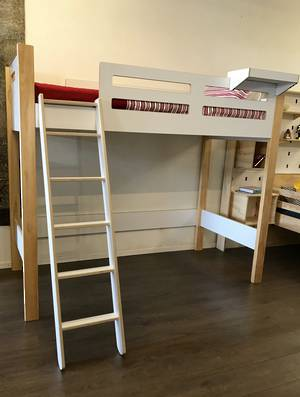 Devon HPL PLY  Loft Bed