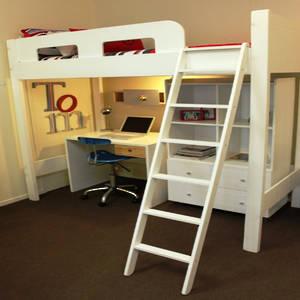 Urban Loft Bed