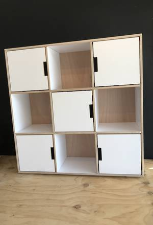 Devon 3x3 Cupboard