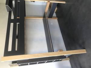 EE Devon HPL PLY  Loft Bed