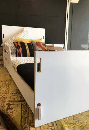 Urban Montessori Floor Bed.