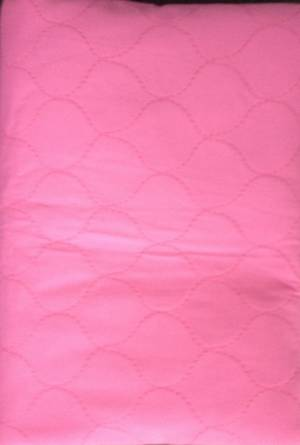 Pink Single  Easy Time Bed Pad