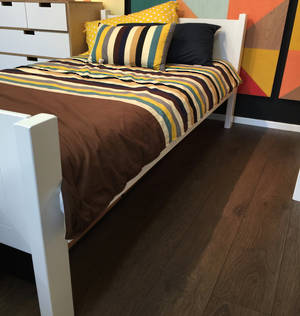 Urban Kids Bed ( Half Bunk )
