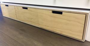 Devon HPL PLY Under Bed & Bunk Drawers