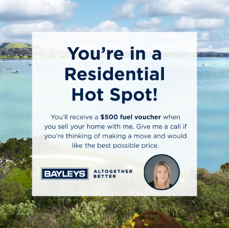 Clare Nicholson - Property Appraisal Bayleys Real Estate