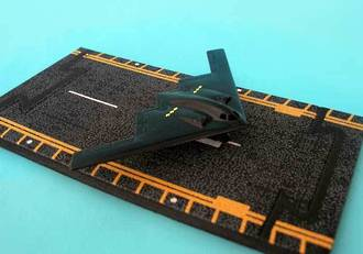 Hot Wings - Stealth Bomber